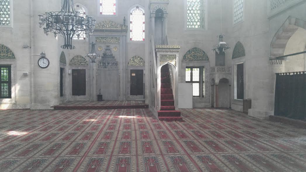 Nişanca Mehmet Paşa cami